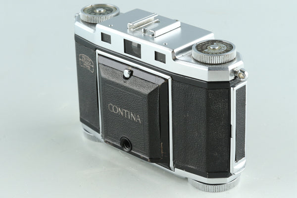 Zeiss Ikon Contina 35mm Film Camera With Tessar 45mm F/2.8 Lens #28521D5