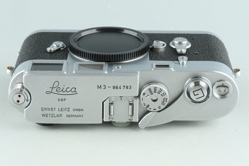 Leica Leitz M3 35mm Rangefinder Film Camera #28538D1