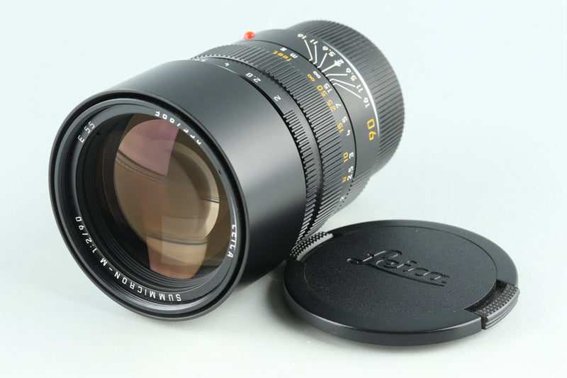 Leica Summicron-M 90mm F/2 E55 Lens for Leica M #28546C2
