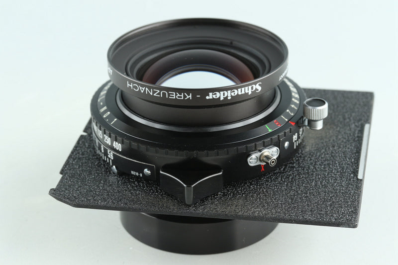 Schneider-Kreuznach Apo-Symmar 180mm F/5.6 MC Lens With Box #28555F1