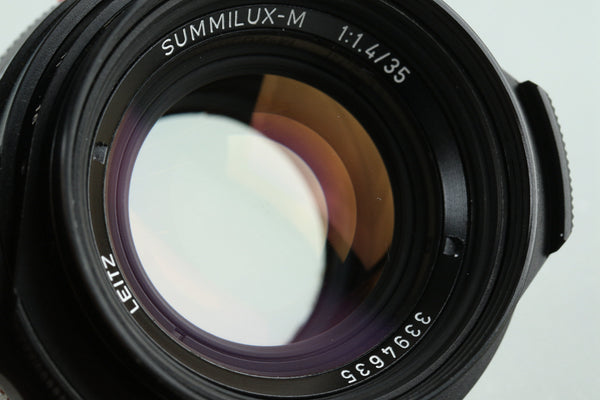 Leica Leitz Summilux-M 35mm F/1.4 Lens for Leica M #28575L1