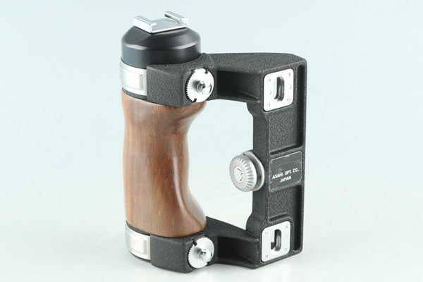 Pentax Wood Hand Grip for 6x7 67 67II #28596F3