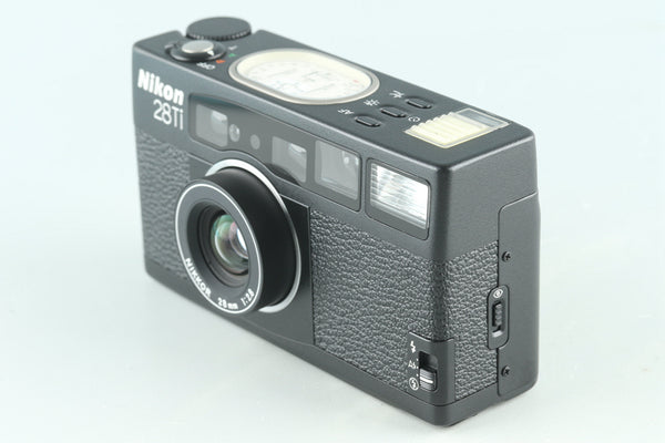 Nikon 28Ti 35mm Point & Shoot Film Camera #28610D3