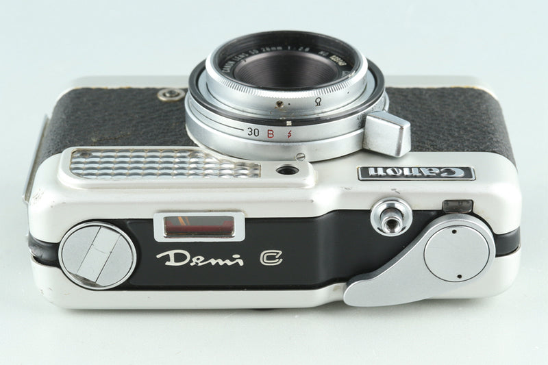 Canon Demi C 35mm Half Frame Camera #28623D5