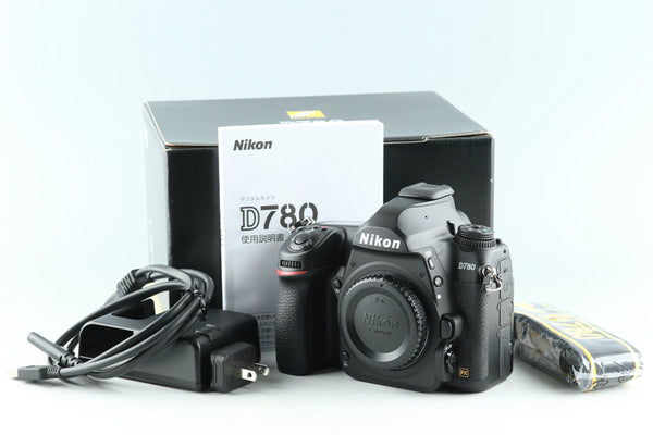 Nikon D780 Digital SLR Camera With Box *Shutter Count 4416* #28657L5