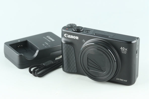 Canon Power Shot SX740 HS Digital Camera #28659E4