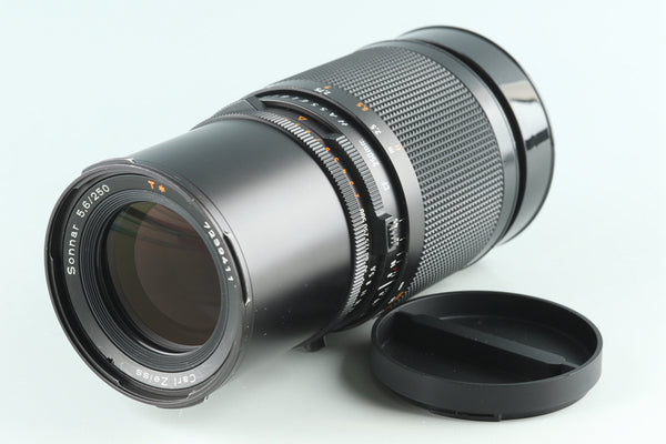 Hasselblad Carl Zeiss Sonnar T* 250mm F/5.6 CF Lens #28672C2