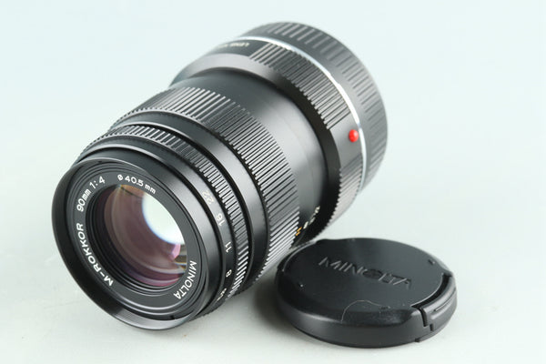 Minolta M-Rokkor 90mm F/4 Lens for Leica M #28678C1