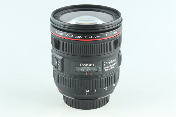 Canon EF 24-70mm F/4 L IS USM Lens #28690F5