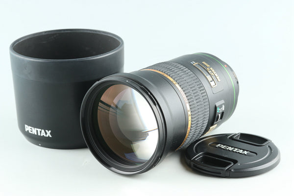SMC Pentax-DA 200mm F/2.8 ED IF SDM Lens for Pentax K #28692F6