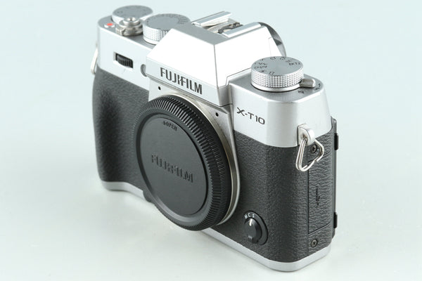 Fujifilm X-T10 Mirrorless Digital Camera #28717E5
