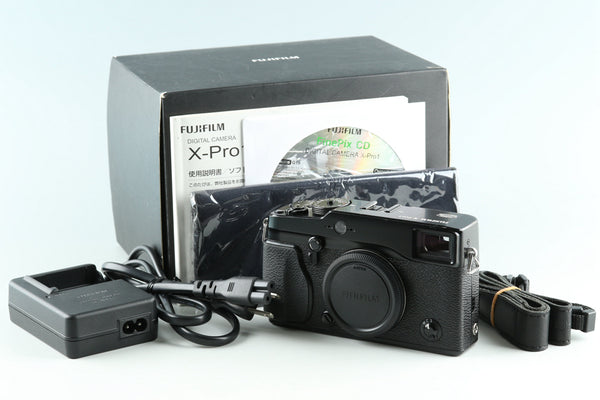 Fujifilm X-Pro 1 Digital Camera With Box #28718L6