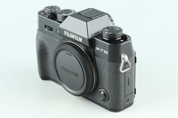 Fujifilm X-T10 Mirrorless Digital Camera #28722E5