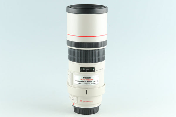 Canon EF 300mm F/4 L IS USM Lens #28728F6