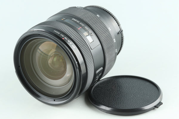 Sony DT 16-50mm F/2.8 SSM Lens for Sony AF #28731F5