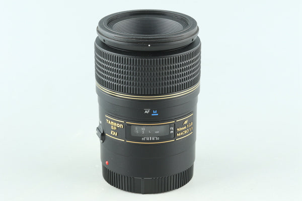 Tamron SP 90mm F/2.8 Di Macro Lens for Canon #28732F5