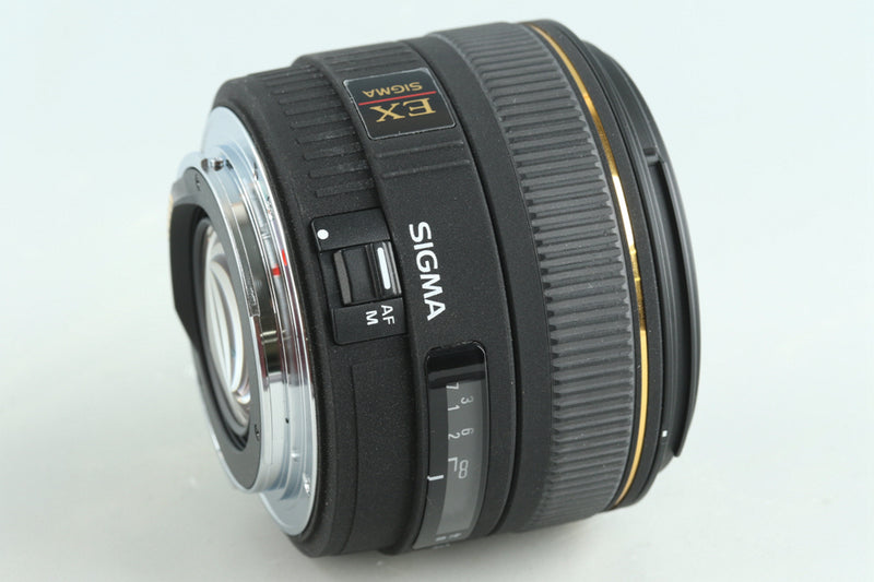 Sigma EX 30mm F/1.4 DC HSM Lens for Canon #28734F5