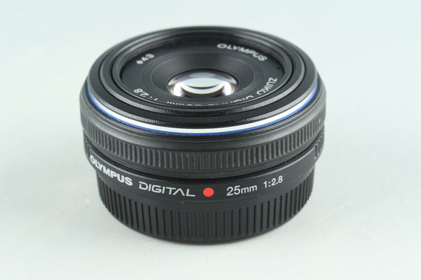 Olympus Zuiko Digital 25mm F/2.8 Lens for 4/3 Mount #28758F4