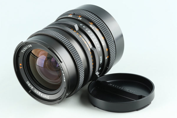 Hasselblad Carl Zeiss T* Distagon 50mm F/4 CF FLE Lens #28775E5