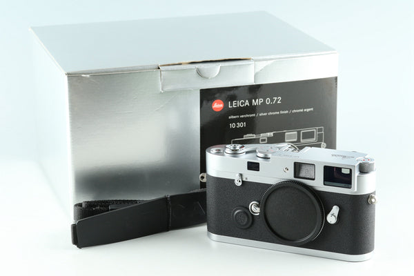 Leica MP 0.72 35mm Rangefinder Film Camera With Box #28821L1