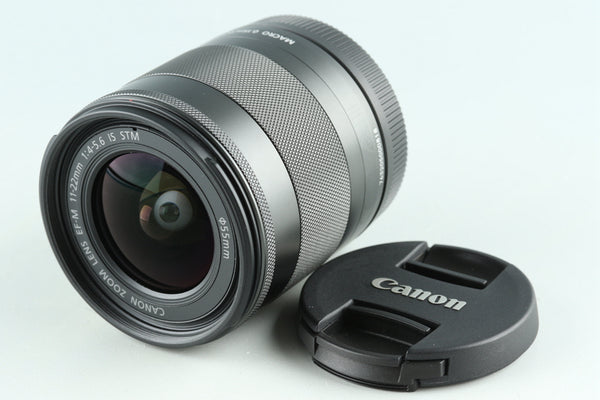 Canon EF-M 11-22mm F/4-5.6 IS STM Lens #28862F4