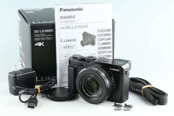 Panasonic Lumix DC-LX100M2 Digital Camera With Box #28865L7