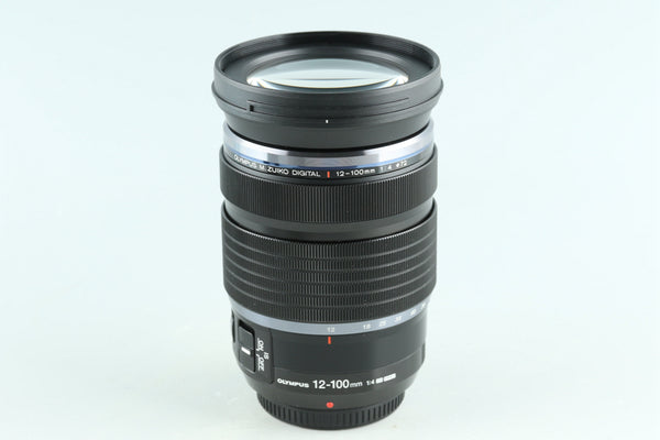 Olympus M.Zuiko Digital 12-100mm F/4 IS Pro Lens for M4/3 #28883G23