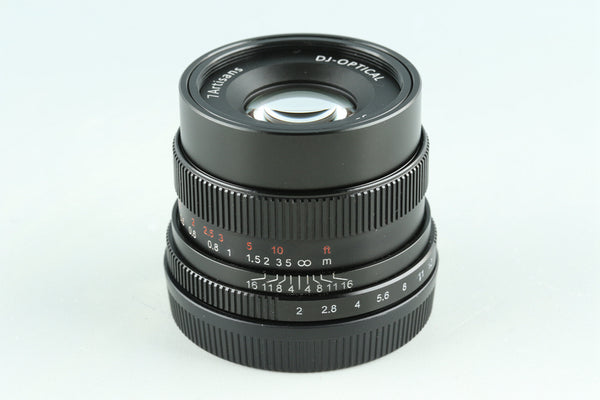 7Artisans DJ-Optical 35mm F/2 Lens for Sony E #28952F4