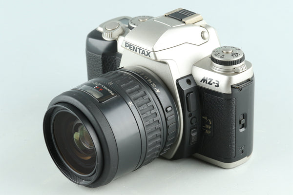Pentax MZ-3 35mm SLR Film Camera + 28-70mm F/4 Lens #28964E5