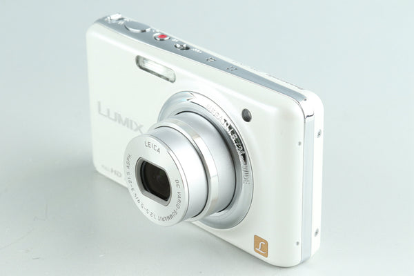 Panasonic LUMIX DMC-FX77 Digital Camera #28973E3