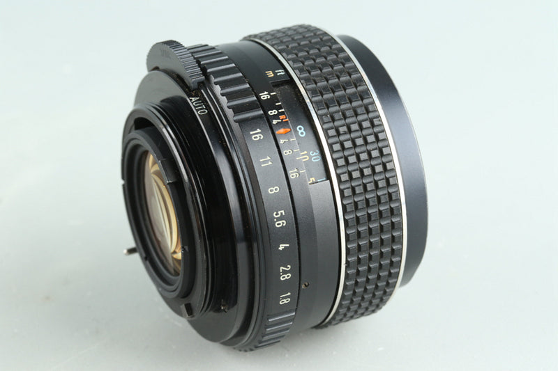 Asahi Pentax SMC Takumar 55mm F/1.8 Lens for M42 Mount #28986H12