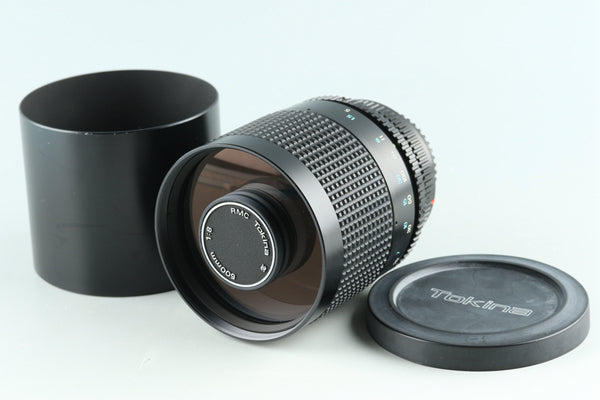 RMC Tokina 500mm F/8 Lens for Canon FD #28991F6