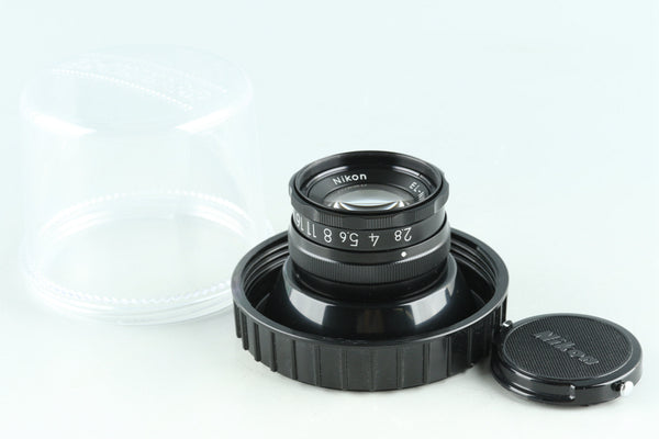 Nikon EL-Nikkor 50mm F/2.8 Enlarging Lens #29002G21