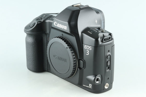 Canon EOS 3 35mm SLR Film Camera #29034E2