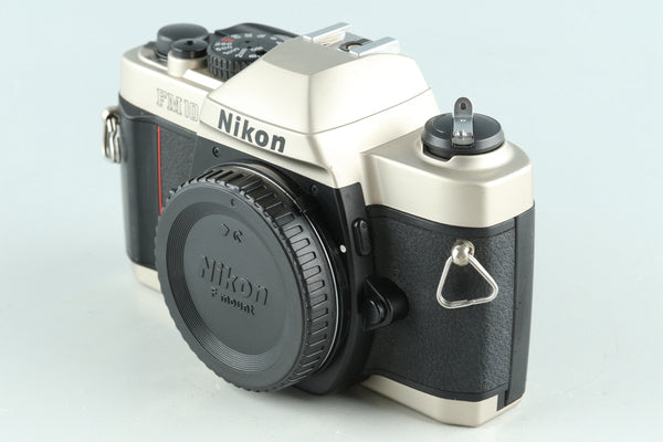 Nikon FM10 35mm SLR Film Camera #29047D3