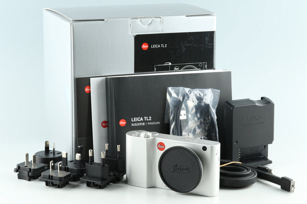 Leica TL2 Mirrorless Digital Camera With Box #29058L1