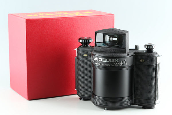 Panon Widelux Model 1500 Super Wide Angle Camera With Box #29085L10