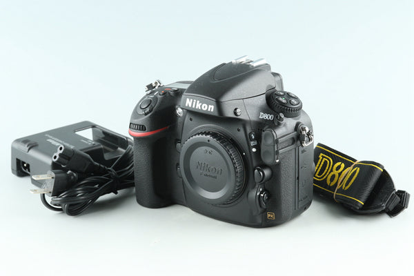 Nikon D800 Digital SLR Camera *Count 1228* #29107E2