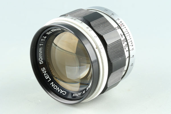 Canon 50mm F/1.4 Lens for Leica L39 #29121E6