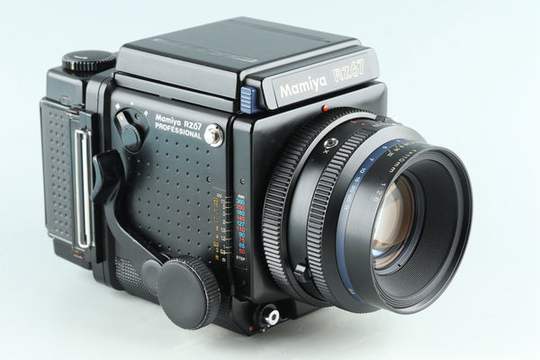 Mamiya RZ67 Pro Medium Format Film Camera + 110mm F/2.8 Lens #29128E4