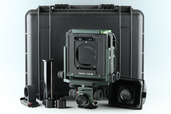 Toyo VX125 4x5 Large Format Film Camera #29136H32