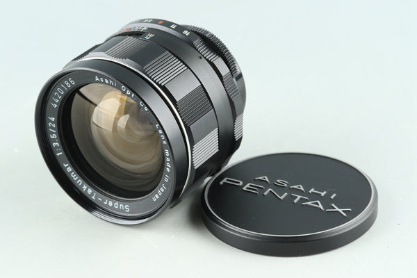 Asahi Pentax Super Takumar 24mm F/3.5 Lens for M42 Mount #29144C3