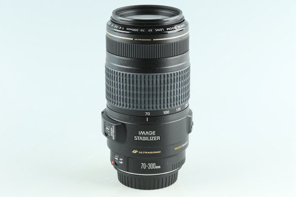 Canon EF 70-300mm F/4-5.6 IS USM Lens #29157H23