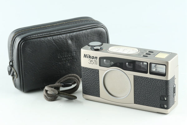 Nikon 35Ti 35mm Point & Shoot Film Camera #29170D1