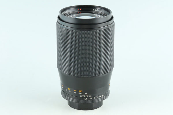 Contax Carl Zeiss Tele-Tessar T* 200mm F/3.5 AEG Lens for CY Mount #29211G23