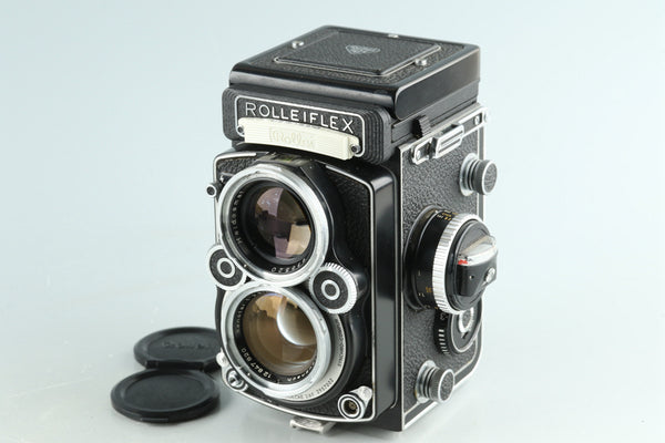 Rollei Rolleiflex 2.8F TLR Film Camera *White Face* #29225E5