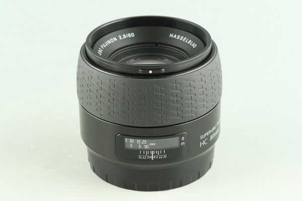Fujifilm Hasselblad Super-EBC Fujinon 80mm F/2.8 HC Lens for GX645/H1/H2 #29328F5