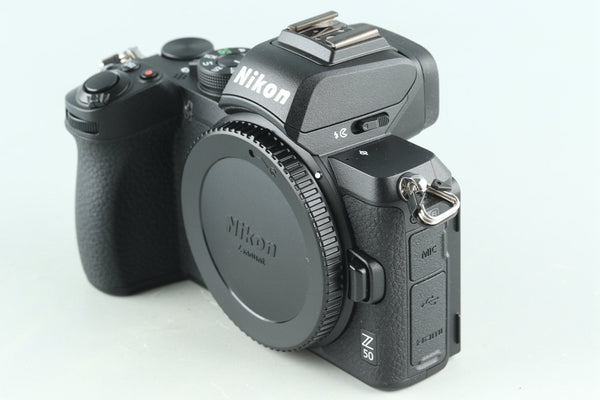 Nikon Z 50 Digital Camera *Shutter count 518* #29333E4