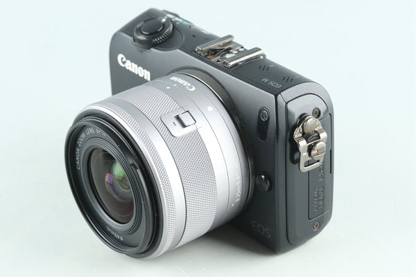 Canon EOS M + EF-M 15-45mm F/3.5-6.3 IS STM  #29337E1