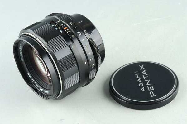 Asahi Pentax SMC Takumar 50mm F/1.4 Lens for M42 Mount #29345C3
